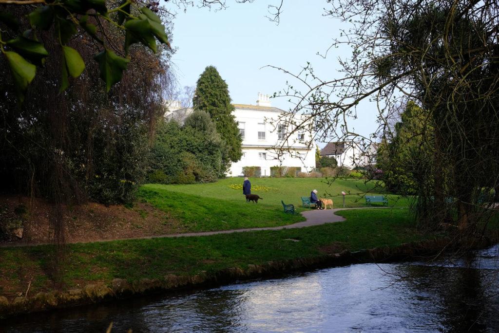 Manor House Gardens By John Hooper