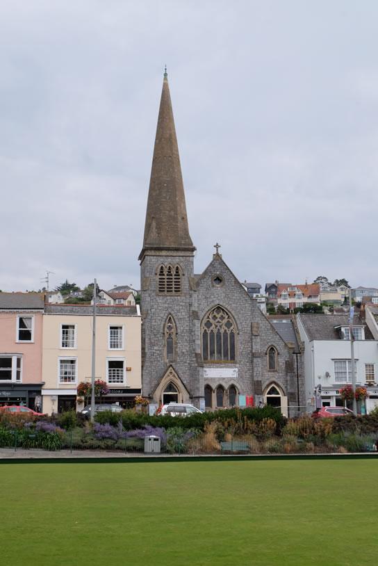 Strand Church By John Hooper