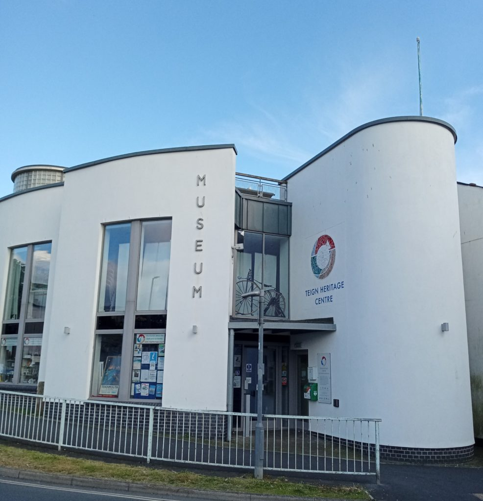 Teign Heritage Centre