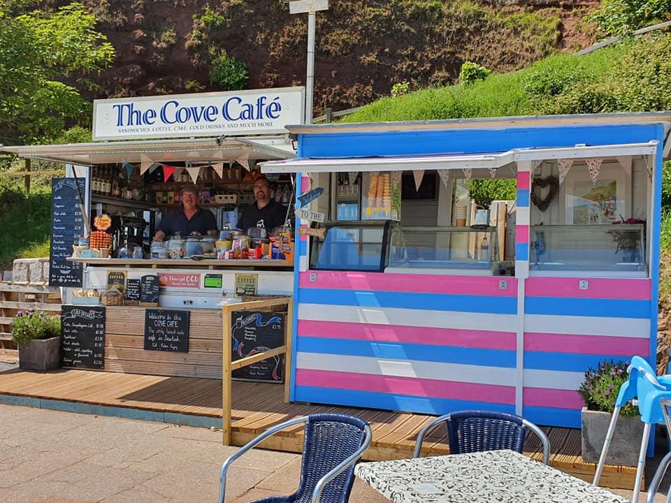 The Cove Cafe Dawlish