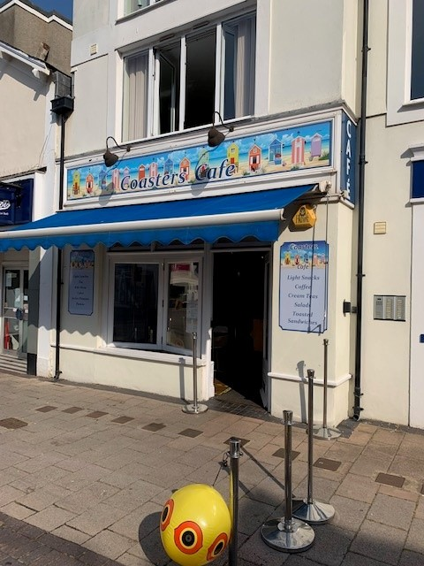 Coasters Cafe
