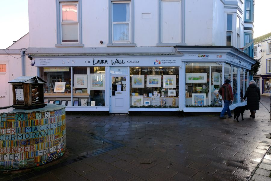 Laura Wall Shop By John Hooper