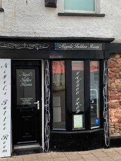 Nigels Tattoo Room
