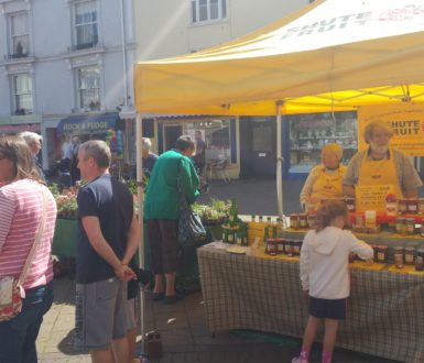 Shute Fruit And Plant Stall