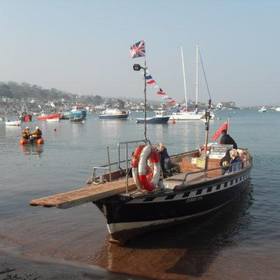 Teignmouth to Shaldon ferry