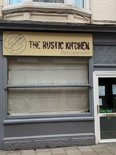 The Rustic Kitchen