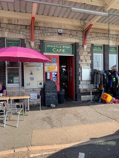 Whistlestop Cafe