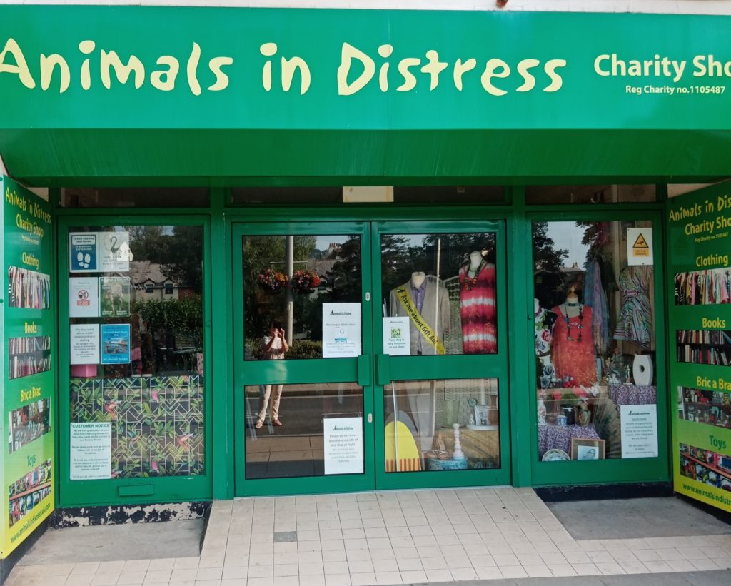Animals in Distress Charity Shop