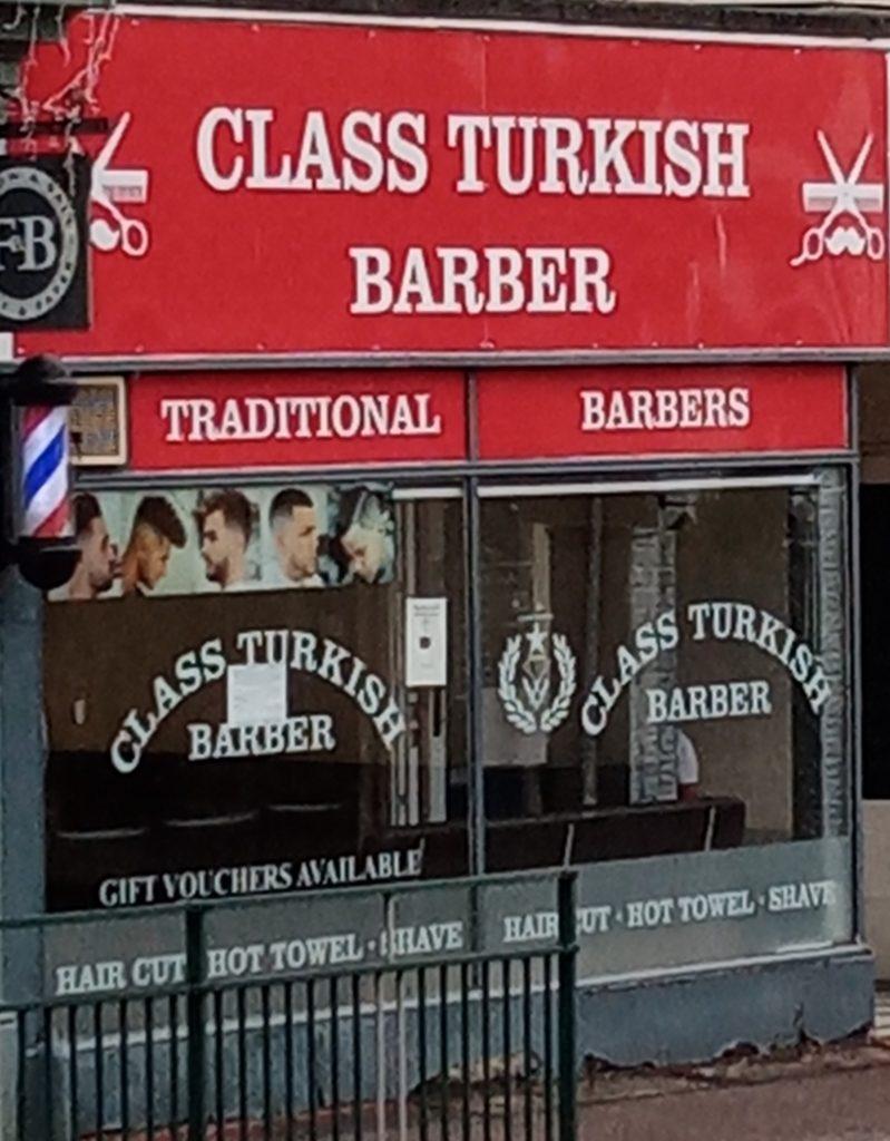 Class Turkish Barber
