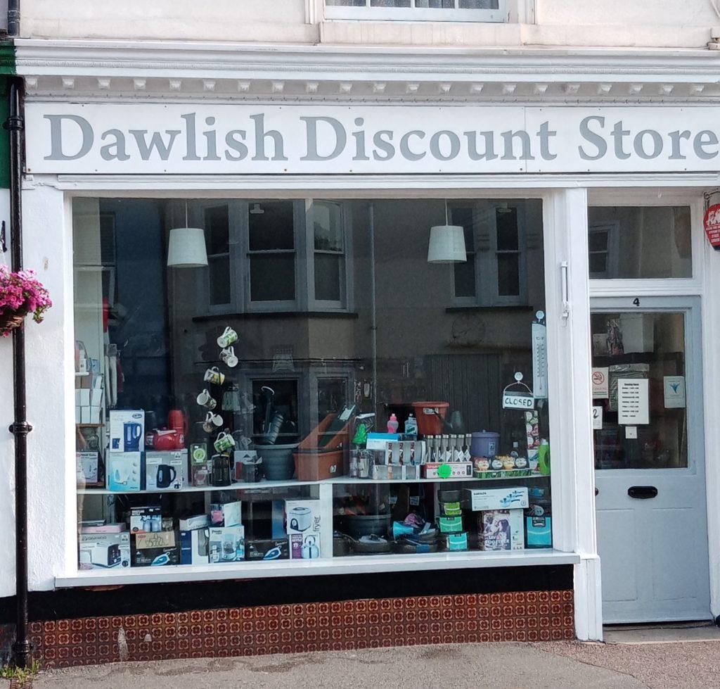 Dawlish Discount Store