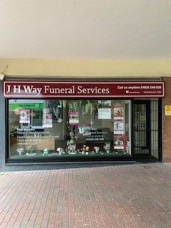 Jh Way Funeral