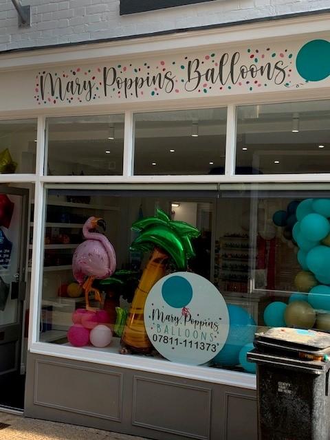 Mary Poppins Balloons