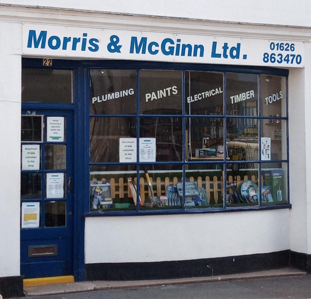 Morris and McGinn