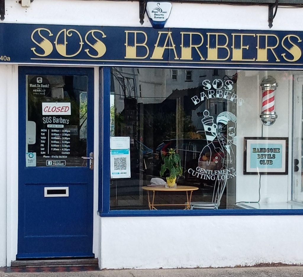 SOS Barbers