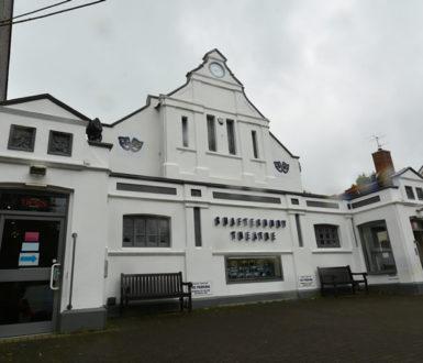 Shaftesbury Theatre By John Hooper
