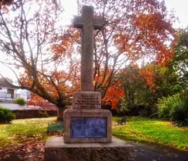Dawlish Memorial