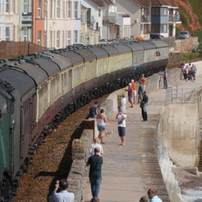 Dawlish Train